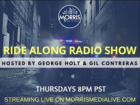 Ride Along Radio - TOPIC: IMPLICIT BIAS IN POLICING 6 01 17