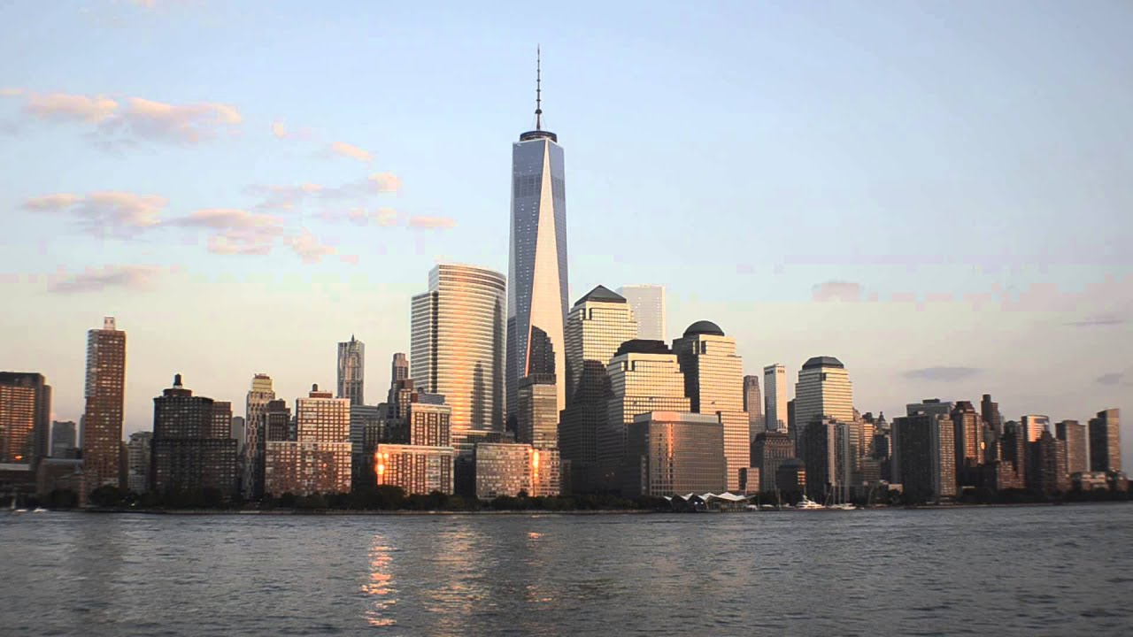 The New Freedom Tower (WTC) - YouTube