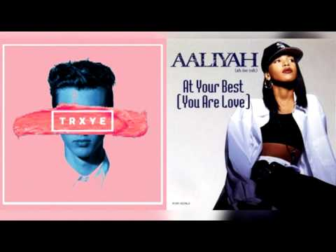 Aaliyah x Troye Sivan - At Your Best Touch (Mashup)