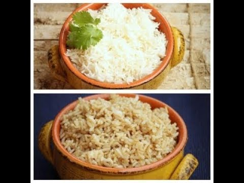 Instant Pot 101- How To Cook Brown Rice And Basmati Rice