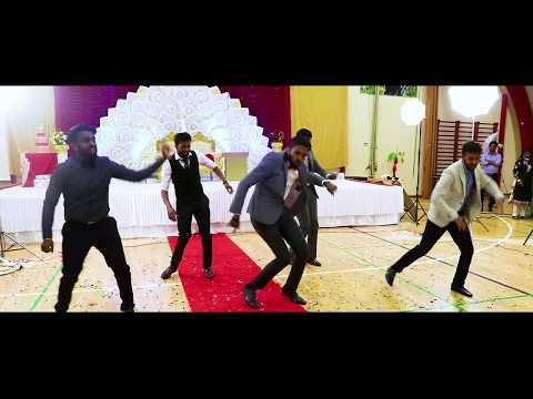 Tamil Dance for Wedding in Denmark