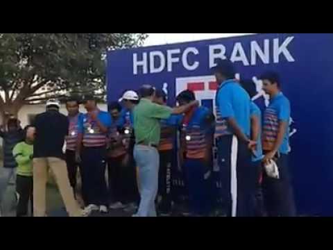 Namma Bengaluru, HDFC Bank Cricket team, Bangalore