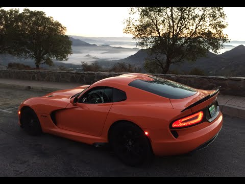 Dodge Viper T/A - One Take