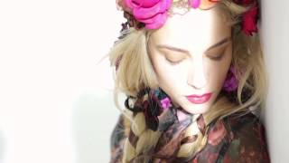 Pink Woman A/W 2014-15 Fashion Video starring Doukissa Nomikou