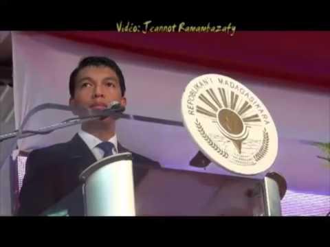Andry Rajoelina   Kabary Iavoloha