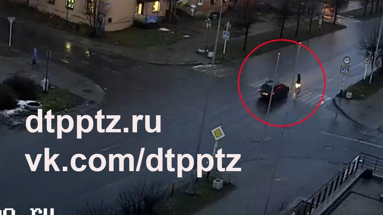 В Кондопоге в ДТП пострадал пешеход
