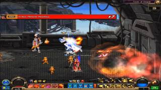 DFO Tower of Despair Floor 93 Male Nen Master