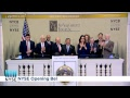 New York Community Bancorp, Inc. Rings the NYSE Opening Bell