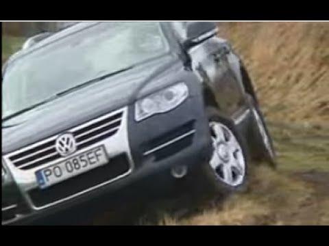 Test Volkswagena Touareg