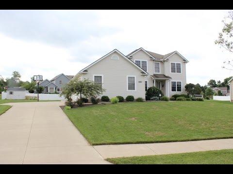 4 Bedroom 3-1/2 Bath , 3 car garage home for sale in Saratoga Hills, Plain Township, Canton, Ohio