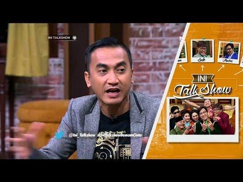 Alasan Kenapa Ussy Nikahi Andhika (Ini Talk Show 12 April 2016)