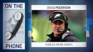 Eagles HC Doug Pederson Talks Wentz, Su...