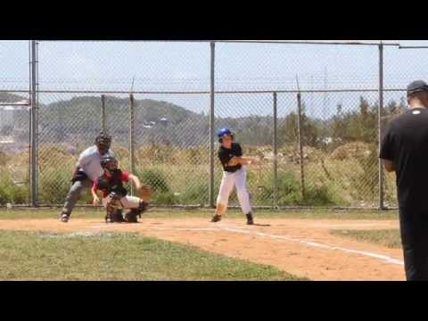 Baseball YAO Ball Park Bermuda April 21 2012