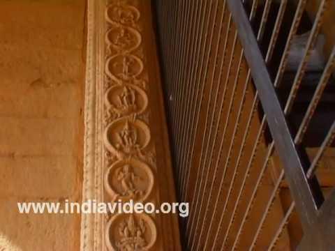 Krishna Temple at Hampi in Bellari district