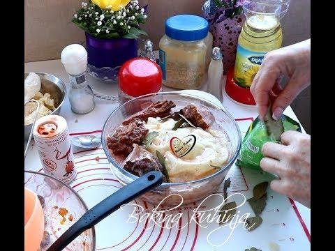 Bakina kuhinja - punjeni kiseli kupus ovo još niste probali