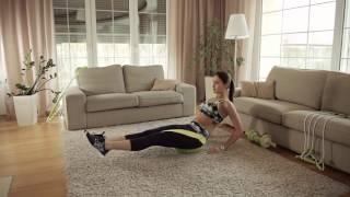 Упражнения с балансиращ диск(Включи се в нашето предизвикателство