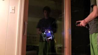 Window Drawing Robot (With Instructable)