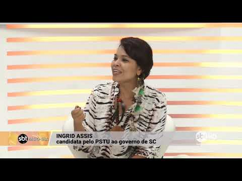 Entrevista com Ingrid Assis, candidata pelo PSTU ao governo de SC