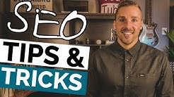 SEO Tips and Tricks 2019