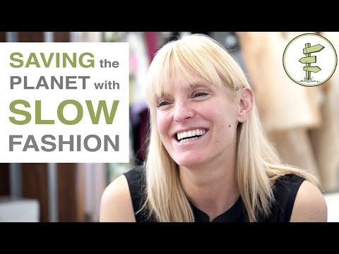 Eco Fashion Brand is Upcycling Over 100,000 Sweaters Every Year - Slow Fashion