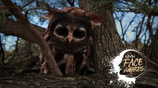 Owl Creature | NYX PR FACE AWARDS ANIMAL KINGDOM | Celhelíz