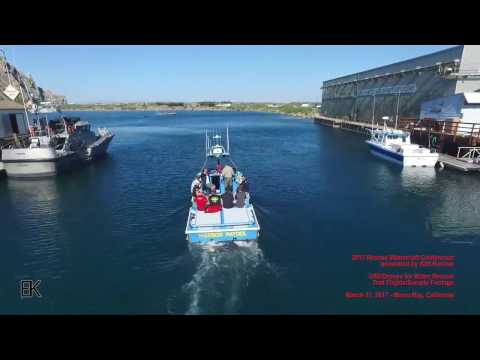 k38-rescue-water-craft-conference-drone-footage-day-2-morro-bay-harbor-patrol-tour-3-11-17