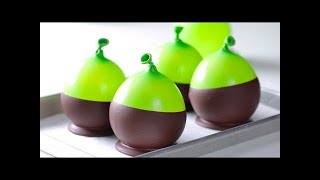 How To Make Chocolate Balloon Bowls Cake Decorating 2018 - Best Cake Decorating Ideas at Home