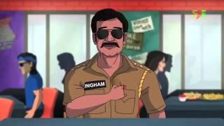 Singham Returns 2 Trailer Spoof - (T-Series) - uTv Masti