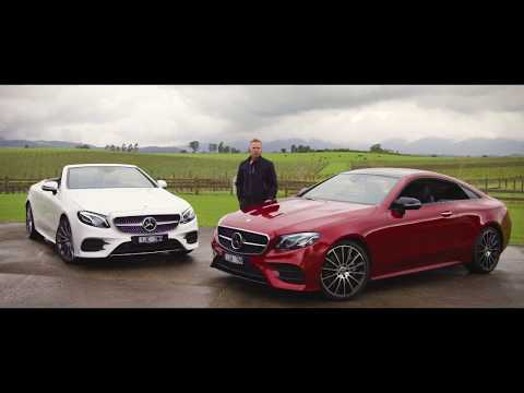 2017 Mercedes-Benz E-Class Coupé & Cabriolet – Video Brochure