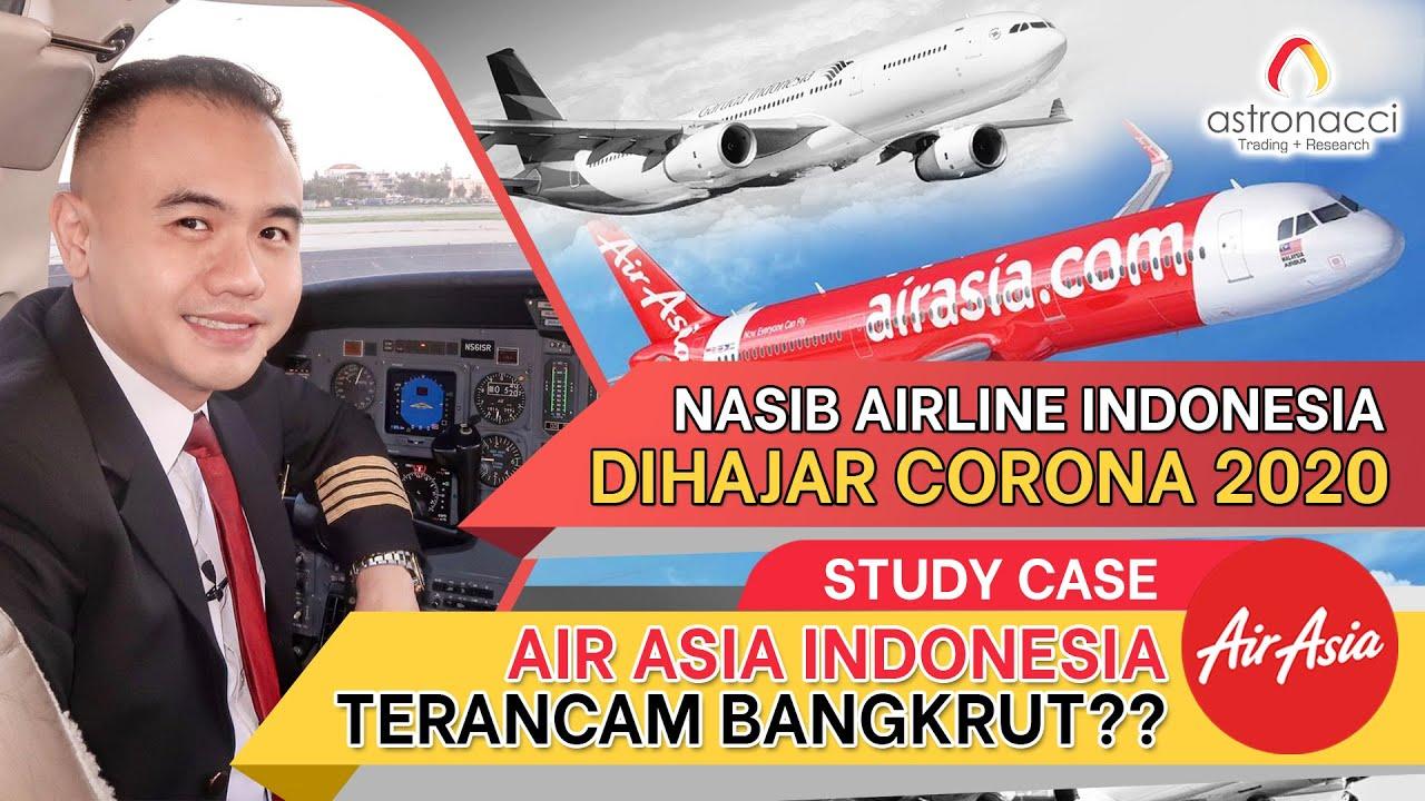 Menuju Kehancuran Industri Penerbangan 2020 Air Asia Masih Untung Dgn Strategi Ini Hebat Youtube