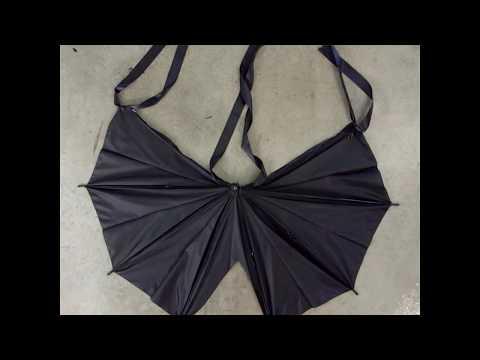 Halloween | Last-minute Bat Costume | Snazaroo