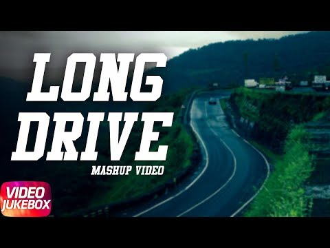 Long Drive Mashup | Video Jukebox | Diljit Dosanjh | Mankirt Aulakh | Akhil | Speed Records