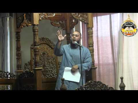 Spanish Khutba by Brother AbdurRazzaq Abu Sumayyah (Lebron) (El Sacrificio de Hubayb Ibn Zayd)