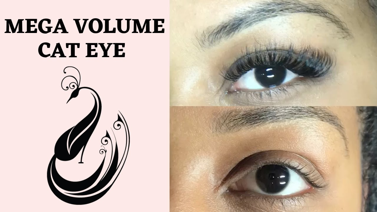5fd33367547 Mega Volume Lash Extensions by a Student | Do's and Don'ts | Yegi Lashes
