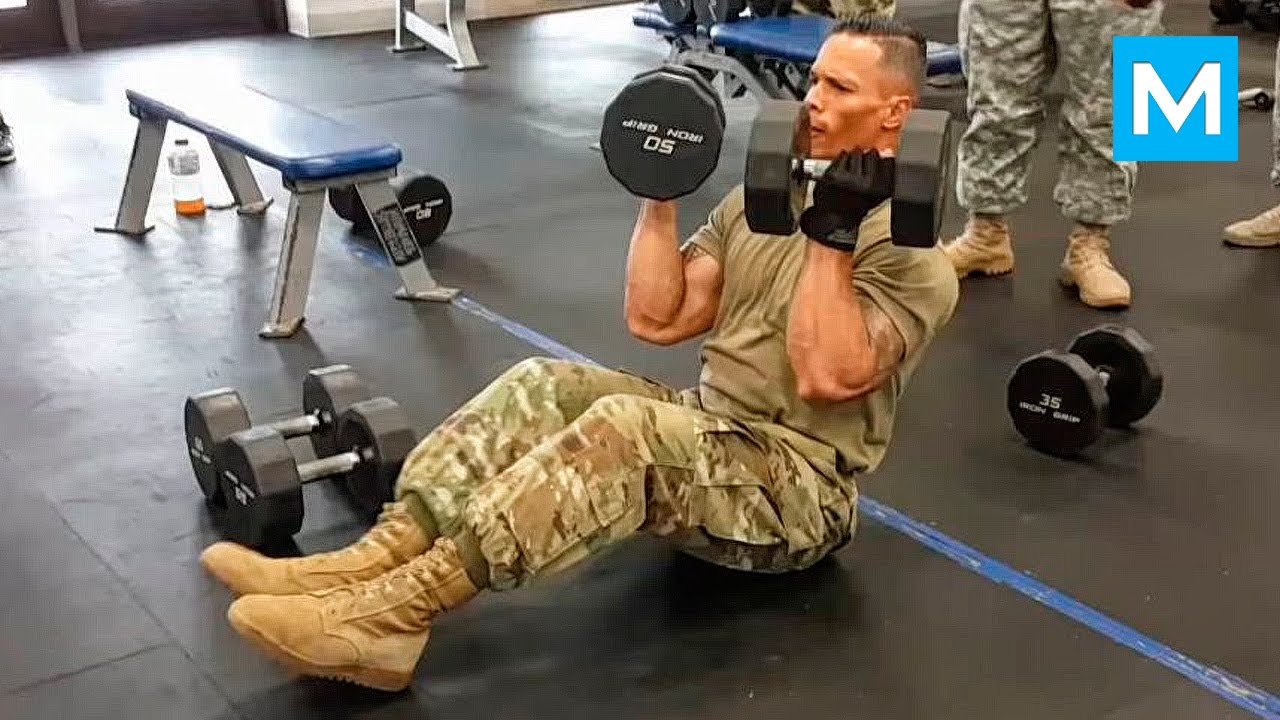 Navy Seal Conditioning Workouts