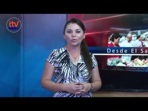 ITV NOTICIAS MIÉRCOLES 17 DE MAYO DE 2017 TELE EL SALVADOR