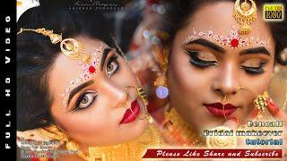 Download Video Anirban's  Photography   ft Makeup Artist Dipanwita   Bengali Bridal Makeup Tutorial MP3 3GP MP4