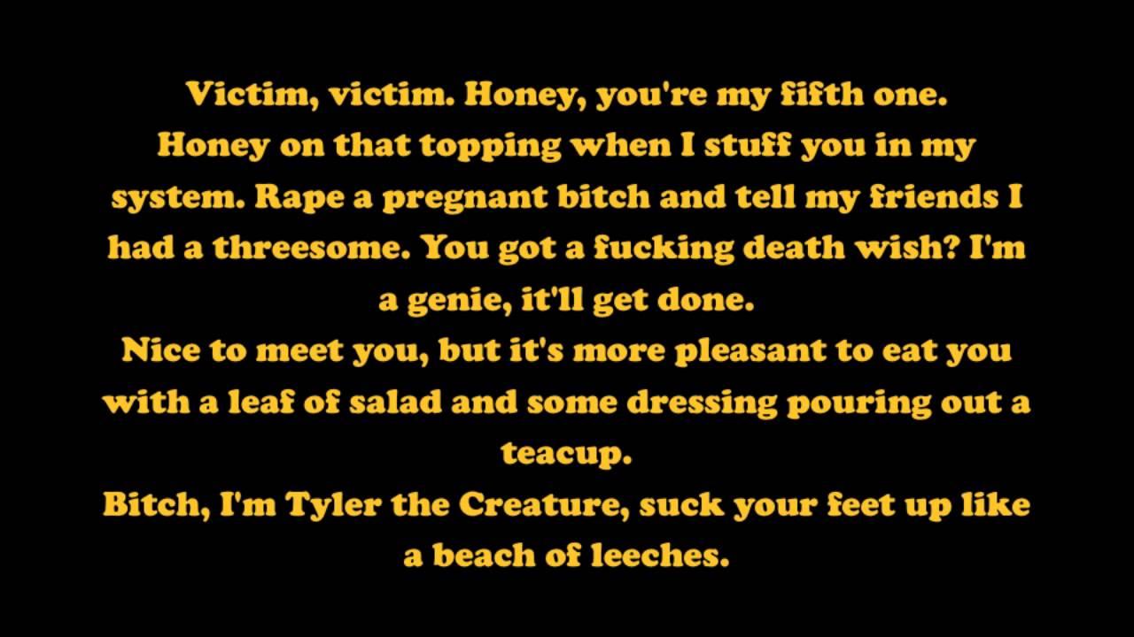 The Top 10 Wildest Tyler The Creator Lyrics