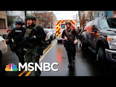 Jersey City Shooting Witness: 'There Was A Lot Of Gun Power'   Velshi & Ruhle   MSNBC