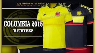 Camiseta Colombia Copa America Chile 2015  ADIDAS