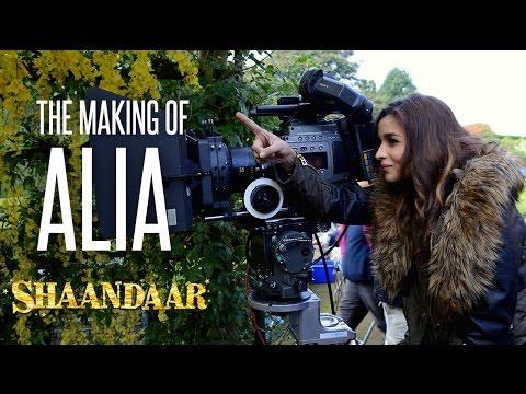 Shaandaar   The Making Of Aila Alia   Shahid Kapoor   Alia Bhatt   Pankaj Kapur