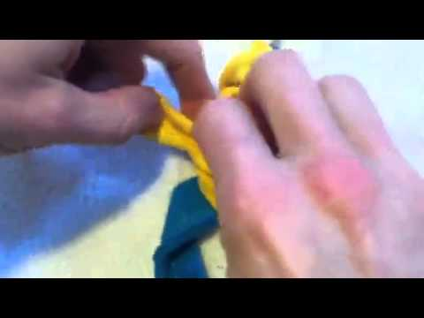 How To Start A Toothbrush Rug