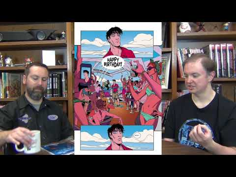 Comics Are Awesome #20: Justice League Review, Doomsday Clock and A Die Hard Christmas!