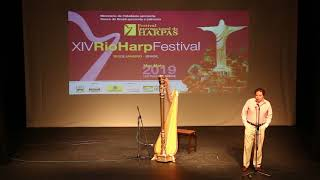 Baltazar Juarez | 9 de Maio | CCBB RJ | XIV RioHarpFestival