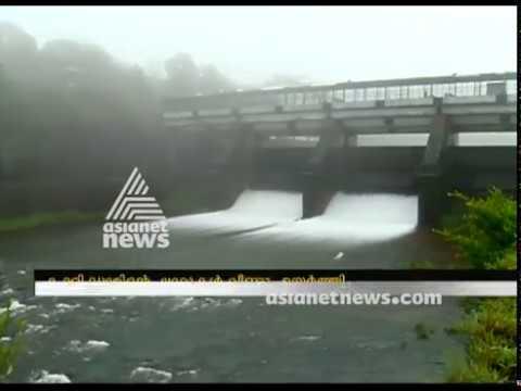 3 shutters of Kakki Dam opened | കക്കി ഡാമിന്റെ മൂന്ന് ഷട്ടറുകള് തുറന്നു