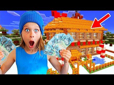 BEST SANTA WORKSHOP WINS $$ *teams* MINECRAFT Gaming w/ The Norris Nuts  