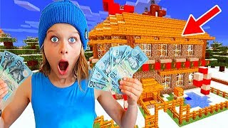BEST SANTA WORKSHOP WINS $$ *teams* MINECRAFT Gaming w/ The Norris Nuts