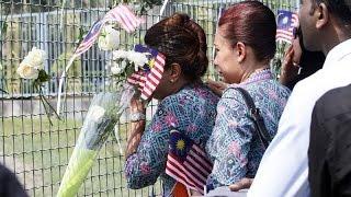 Istiadat Penghormatan Jenazah Tragedi MH17