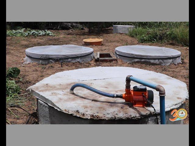 Tratamento de esgoto total de domicílio rural com reator UASB para reuso agrícola