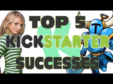 Top 5 Kickstarter Successes - GFM